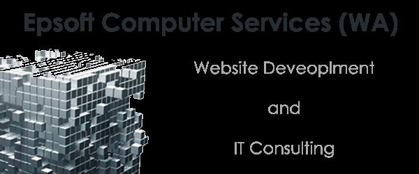 Epsoft Computer Services (WA) Logo